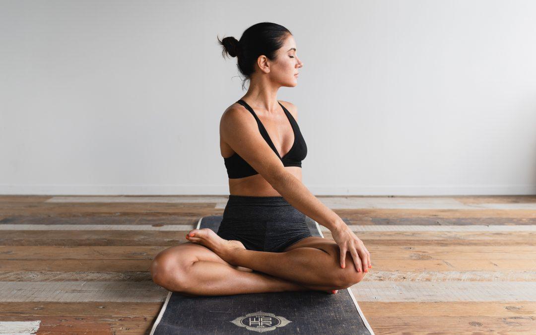 J'ai découvert le yoga