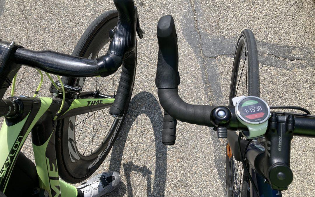 Découverte du vélo de route